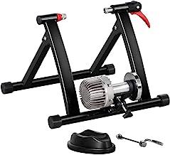 Yaheetech Rodillo de Entrenamiento de Bicicleta Entrenador Bicicleta Resistencia Fluida Ejercicio Soporte