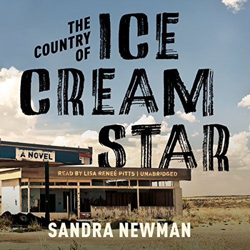 The Country of Ice Cream Star audiobook cover art
