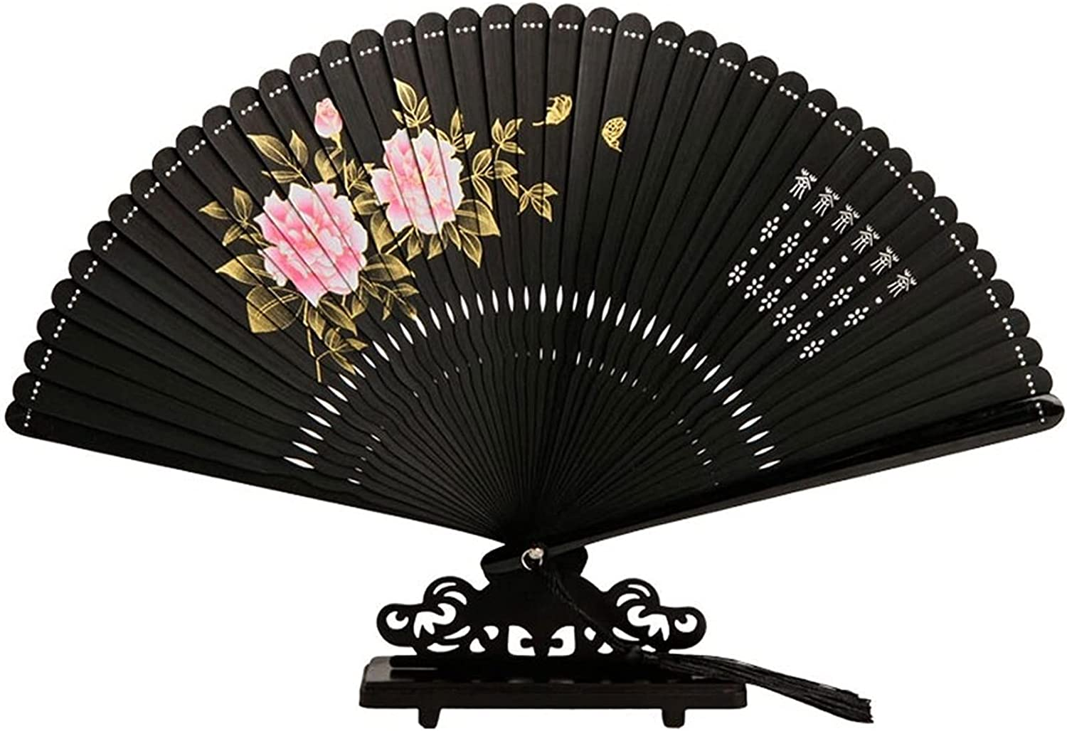 YUXINYAN 70% OFF Outlet Hand Fans Chinese Style Full Atlanta Mall Ms. Ancient Fan Bamboo Sty