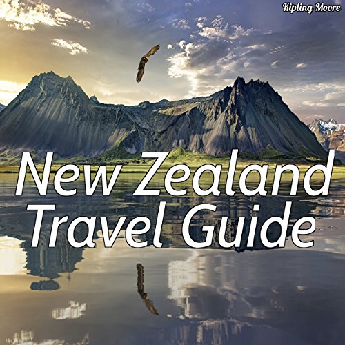 『New Zealand Travel Guide』のカバーアート