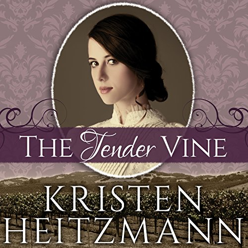 The Tender Vine audiobook cover art