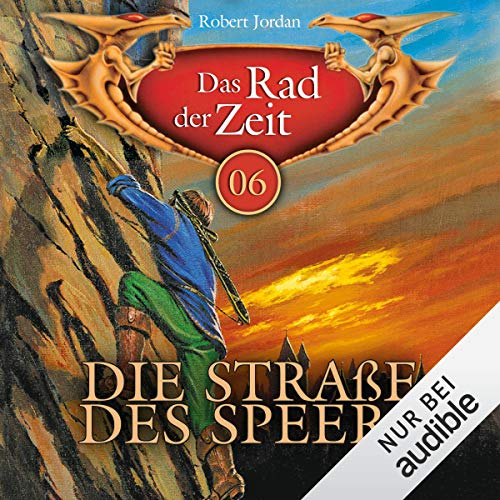 Die Straße des Speers     Das Rad der Zeit 06              By:                                                                                                                                 Robert Jordan                               Narrated by:                                                                                                                                 Helmut Krauss                      Length: 14 hrs and 54 mins     Not rated yet     Overall 0.0