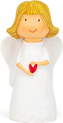 Dicksons Care Love Nursing Teal 2.5 inch Resin Decorative Tabletop Figurine with Card