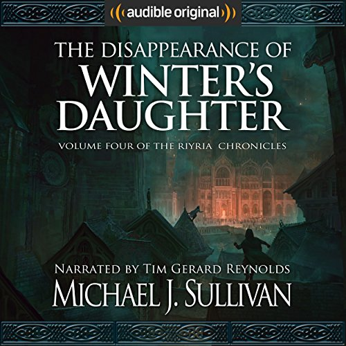 The Disappearance of Winter's Daughter cover art