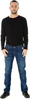 Mens Slim Fit Jeans Lightweight Skinny Stretch Denim Wash Boys Jean Fashion Designer Branded Stylish Pants Casual Zip Fly ...