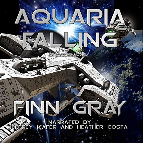 Aquaria Falling cover art