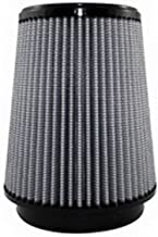 aFe Power 21-90015 Universal Clamp On Filter 5-1/2 F x 7 B x 5-1/2 T x 8 H in