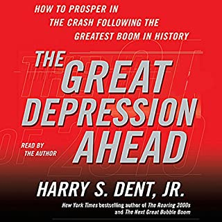 The Great Depression Ahead cover art