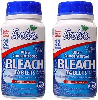 Evolve Bleach Tablets, (2, Original)