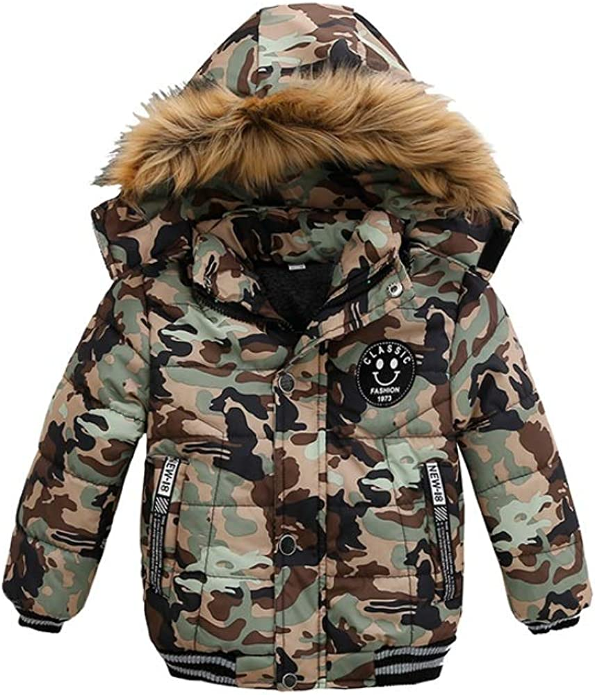 Stesti Winter Coats for Kids with Warm Opening large Limited Special Price release sale Jacket Hoods Jacke Hoodie