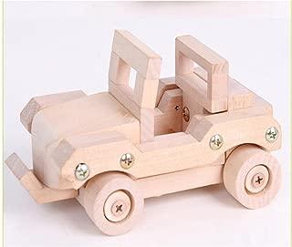 Sala Trend Children Wooden Dune Buggy Car Building Kit