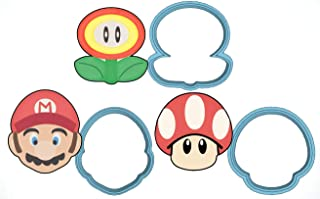 Best super mario brothers cookie cutters Reviews