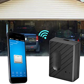 Macddy Smart WiFi Garage Door Opener Remote Controller, Tuya Smart Life App Control, Compatible With Alexa, Google Assistant And IFTTT, No Hub Required (GD-DC5) pleasure