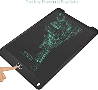 """Frittle 15R 8.5"""" E-Writer LCD Writing Pad Paperless Memo Digital Tablet/Notepad/Stylus Drawing for Erase Button & Pen to Write (Random Colour)"""