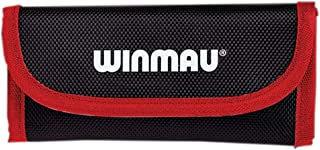 Color Aluminio Leopard /Malet/ín para Dardos WINMAU Winsport Luxus/