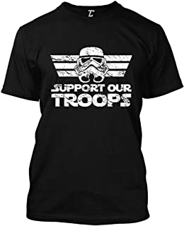 support the troops star wars
