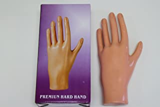 Debra Lynn Practice Hand With Cuticled Fingers (left hand)