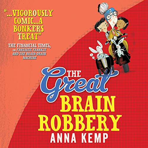 The Great Brain Robbery cover art