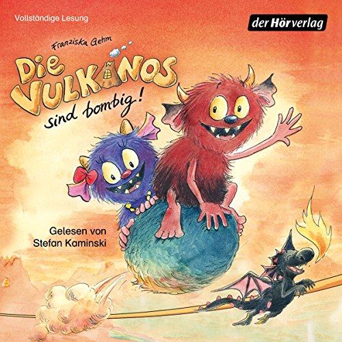 Die Vulkanos sind bombig! Titelbild
