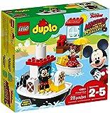 LEGO DUPLO Disney - Barco de Mickey (10881) Juego para bebes
