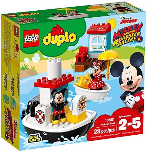 LEGO®DUPLO® Mickys Boot (10881) Disney Spielzeug