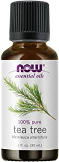 NOW Solutions Tea Tree Oil 1 oz 100% Pure