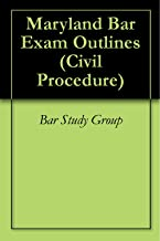 civil procedure outline bar exam