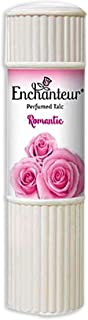 Enchanteur Romantic,Body Perfumed Talc 200 G. (7.05 Oz),The Exotic Sensual Fragrance of Bulgarian Rose and White Jasmine // by Benjawan Shop