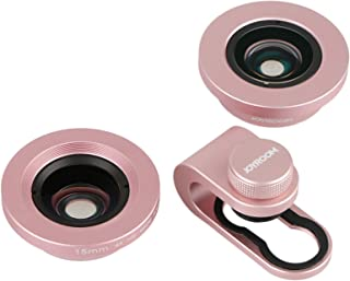 Mobile Phone Lens By Joyroom,Rose Gold