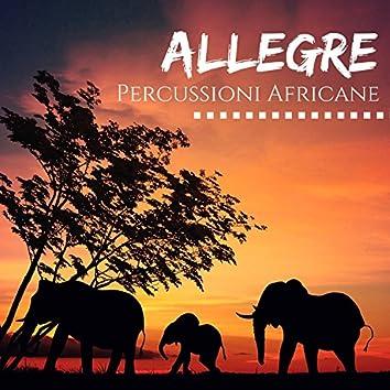 Allegre Percussioni Africane - Didgeridoo e Canzoni Aborigene per Rilassamento Profondo