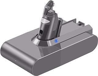 Upgrade 4600mAh 21.6V Li-ion Battery for Dyson V6 Motorhead Absolute Battery SV03 SV05 SV06 SV07 SV09 Animal Cordless Hand...