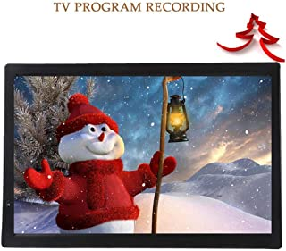 ASHATA 14 inch Televisión Portátil,TFT-LED TV Digital para