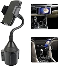 Fan-Ling Car Phone Mount Universal Phone Adjustable Automobile Cup Holder Phones Mount fit for All Smartphones (C)