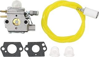 MOTOKU Carburetor for Poulan FX25 SST25 FL25 PL25 PL500 TE400CXL TE500CXL XT250 XT600 Craftsman Weed Eater Carb Replaces Husqvarna 530071635 530069770 Walbro WT-631-1 WT-631 Stens 615-351