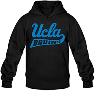 Greenday Men's Sweatshirt UCLA Bruins Logo Black