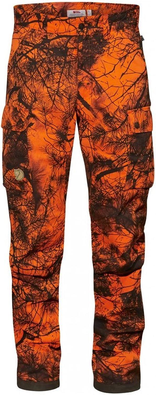 FJLLRVEN Herren Brenner Pro Winter Trousers Camo Lange Hose