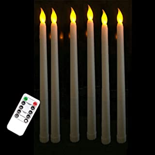 candles 6 inch