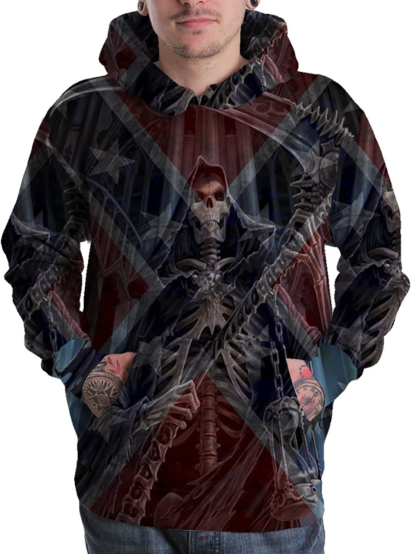 Grim Reaper The Death Rock Metal Halloween Hood All Over Full Print Sublimated Sport tShirt tee