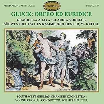 Gluck: Orfeo ed Euridice, Wq. 30