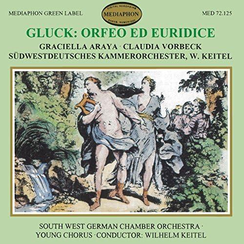 Südwestdeutsches Kammerorchester Pforzheim, Wilhelm Keitel, Sindelfingen Youth Choir, Graciella Araya & Claudia Vorbeck