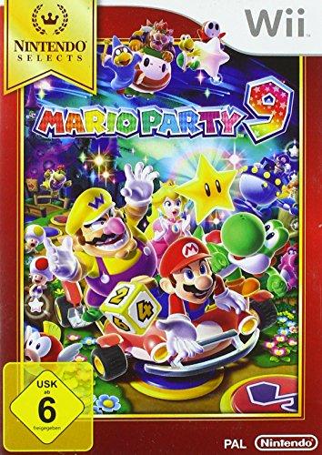 Mario Party 9 - Selects [Importación Alemana]