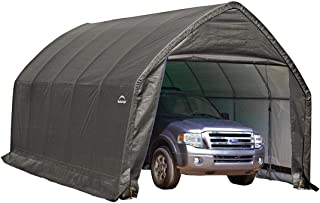 ShelterLogic Replacement Cover 13x20x12 90530 90532 802337 for Model 62693 62694 62696 (9oz Gray)