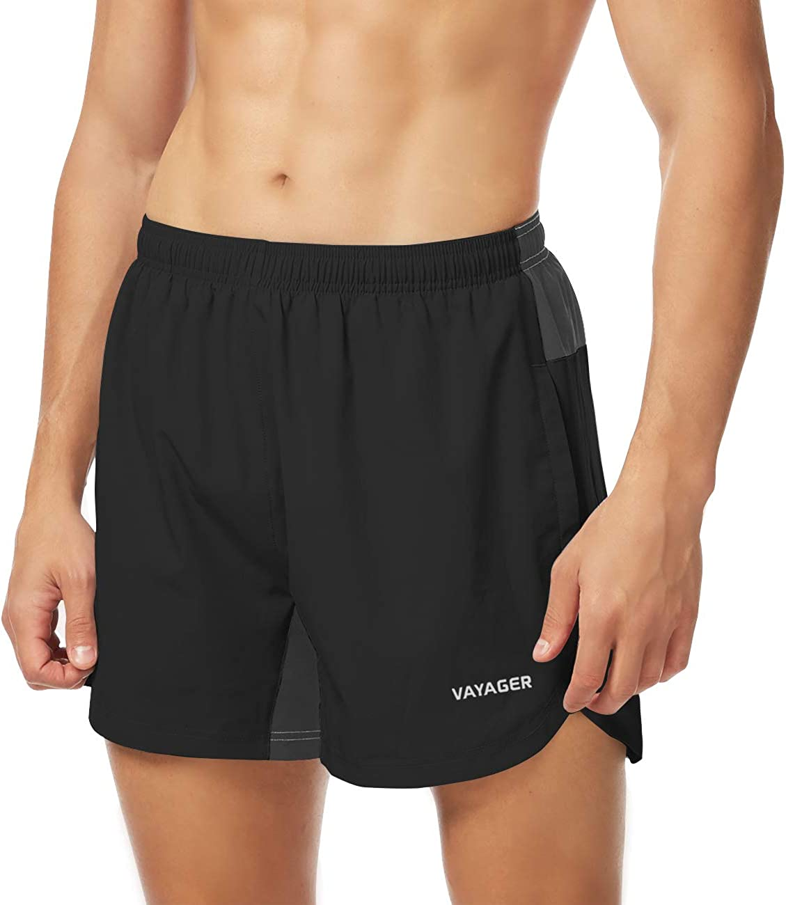 VAYAGER Men's Product 5 Inch Running Sales for sale Drying Shorts Athletic Workou Quick