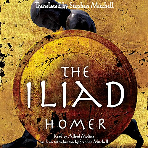 Page de couverture de The Iliad