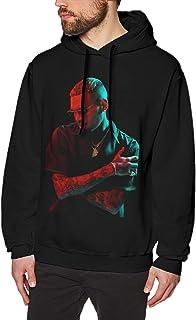 Chris Brown Men`s Hoodies Sweater Fashion Long Sleeve Top Hooded Sweatshirts