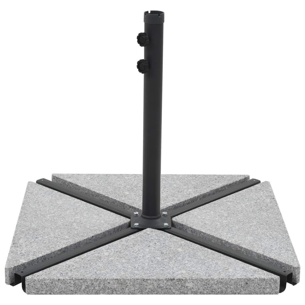 ghuanton Base de Peso de sombrilla de Granito Triangular Gris 15 kgCasa y jardín Jardín Artículos de Exterior Accesorios para sombrillas Bases para sombrillas: Amazon.es: Hogar