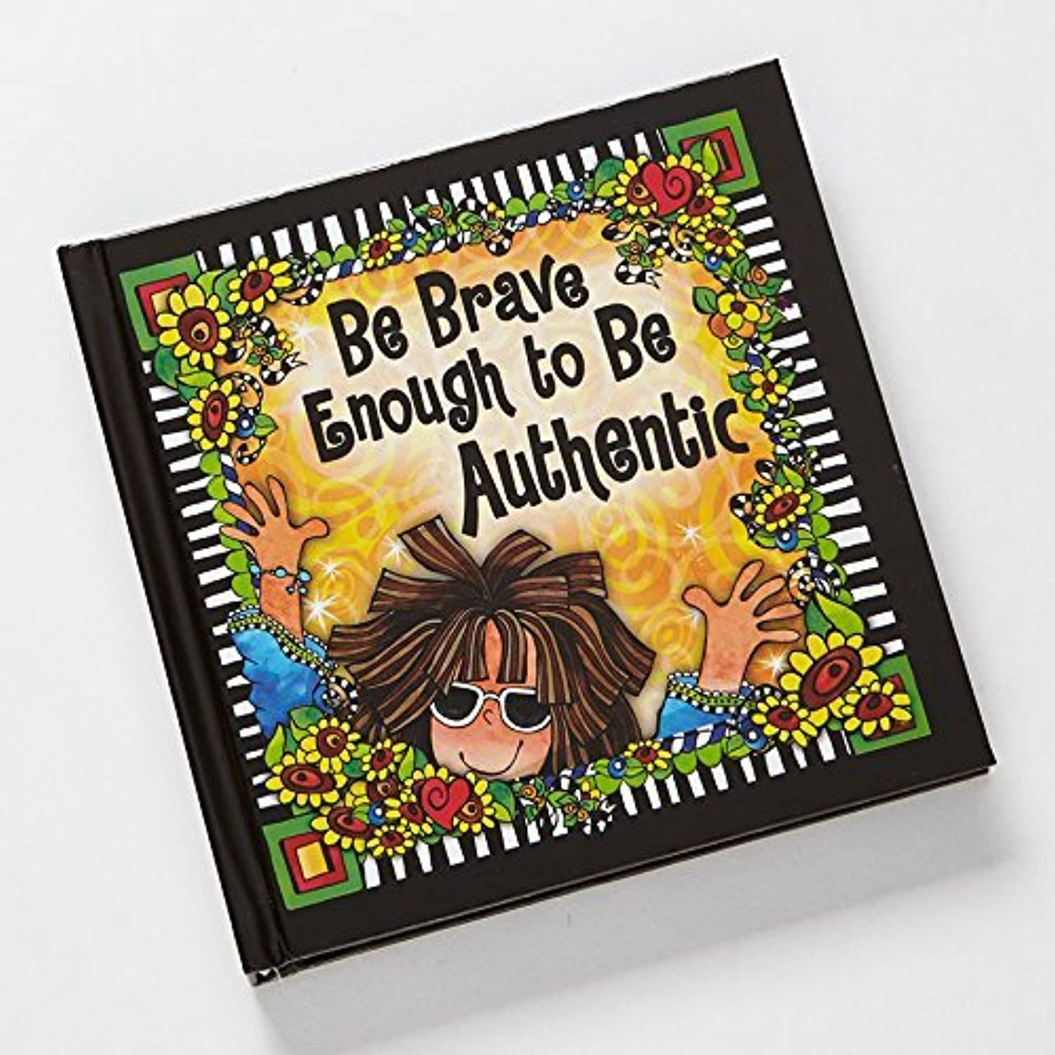 Suzy TGoldnto Be Brave Enough Journal by Suzy TGoldnto