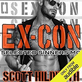 Ex-Con audiobook cover art