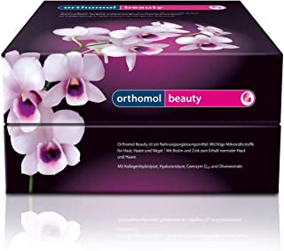 Orthomol Beauty Vials for Skin Hair and Nails