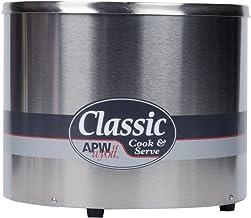 APW Wyott RCW-11 S/S Electric Countertop 11 Qt. Cooker/Warmer